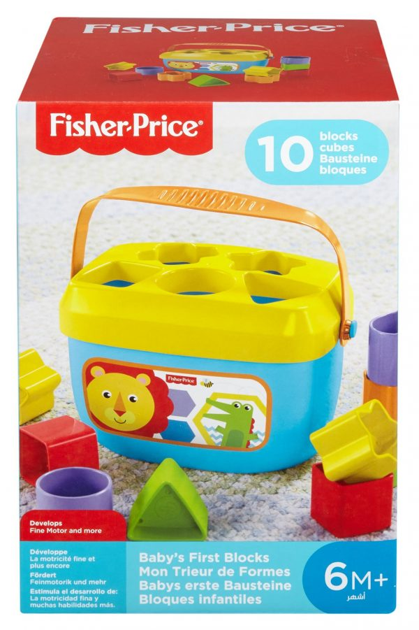 ALTRI Blocchi Assortiti - Fisher-price - Toys Center FISHER-PRICE 0-12 Mesi, 12-36 Mesi, 12+ Anni, 8-12 Anni Unisex