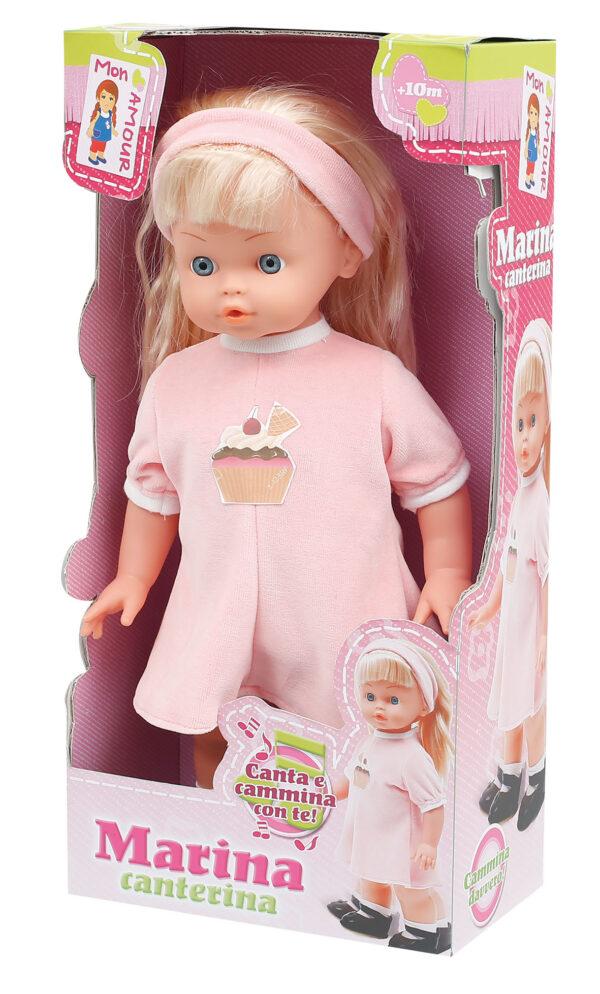Marina canterina - Mon Amour - Toys Center MON AMOUR Femmina 0-12 Mesi, 12-36 Mesi, 3-5 Anni, 5-8 Anni, 8-12 Anni ALTRI