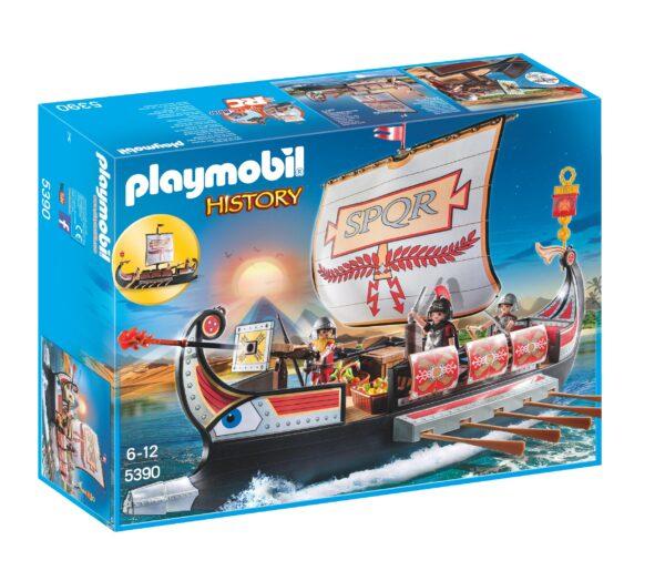 Galea romana con rostro - Giocattoli Toys Center PLAYMOBIL - HISTORY Maschio 3-5 Anni, 5-8 Anni ALTRI