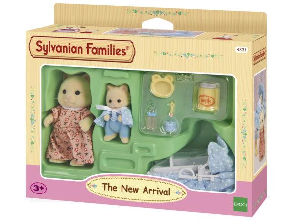Corredo per Bebè con 2 personaggi SYLVANIAN FAMILIES Femmina 12-36 Mesi, 3-4 Anni, 3-5 Anni, 5-7 Anni, 5-8 Anni, 8-12 Anni ALTRI