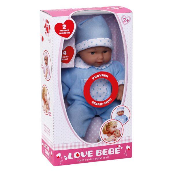 LOVE BEBÈ - PARLA E RIDE LOVE BEBÈ Femmina 0-2 Anni, 12-36 Mesi, 3-4 Anni, 3-5 Anni, 5-8 Anni ALTRI