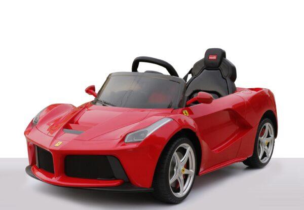 FERRARI ELETTRICA CAVALCABILE - Ferrari - Toys Center - FERRARI - Veicoli giocattolo a batteria