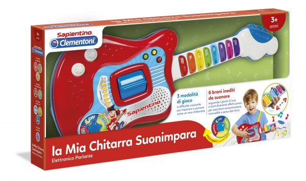 La Mia Chitarra ALTRI Unisex 3-4 Anni, 5-7 Anni SAPIENTINO