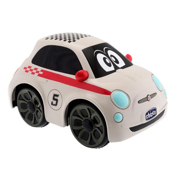 Chicco ALTRI Fiat 500 RC Maschio 3-4 Anni, 5-7 Anni