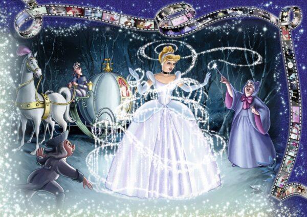 ALTRO WALT DISNEY CLASSICI Puzzle 40000 pezzi - Memorable Disney Moments - Altro - Toys Center Unisex 12+ Anni, 8-12 Anni