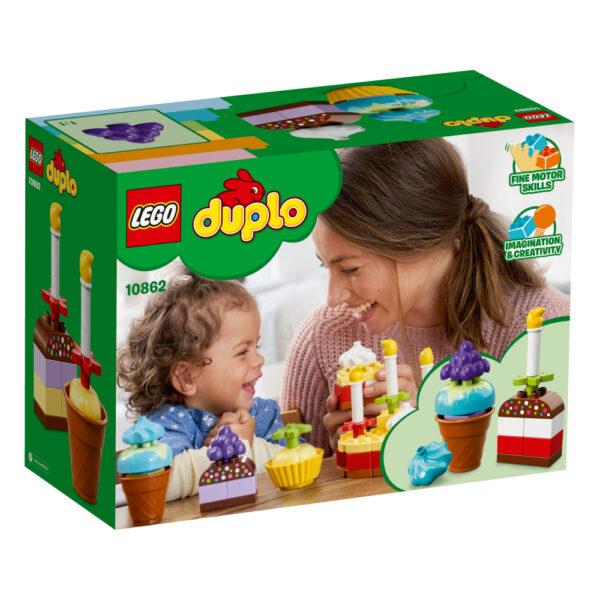 10862 - La mia prima festa - Lego Nuovi Arrivi - LEGO - Marche ALTRI Unisex 12-36 Mesi, 3-5 Anni LEGO DUPLO