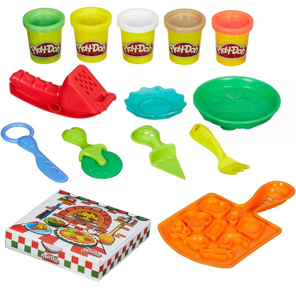 Play-Doh Pizza Party - Play-doh - Toys Center ALTRI Unisex 12-36 Mesi, 3-5 Anni, 5-8 Anni PLAY-DOH