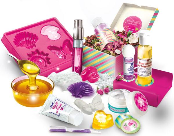 Profumi e Cosmesi - Focus / Scienza&gioco - Toys Center ALTRI Femmina 8-12 Anni FOCUS / SCIENZA&GIOCO
