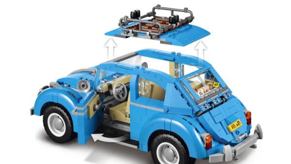 ALTRI LEGO CREATOR EXPERT 10252 - Maggiolino Volkswagen - Lego Creator 12+ Anni Maschio