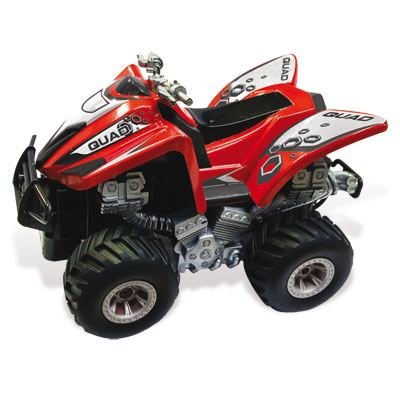 MOTOR&CO Quad radiocomandato full function TOYS CENTER Maschio 12+ Anni, 3-5 Anni, 5-8 Anni, 8-12 Anni MOTOR & CO