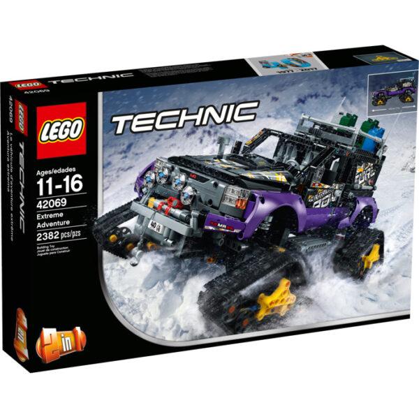 LEGO TECHNIC - Avventura estrema - 42069 LEGO TECHNIC Maschio 12+ Anni, 8-12 Anni ALTRI