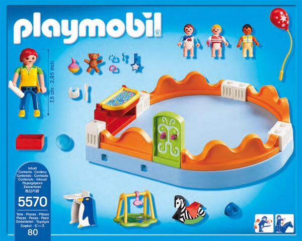 AREA GIOCO PRIMA INFANZIA ALTRI Unisex 3-4 Anni, 5-7 Anni, 5-8 Anni, 8-12 Anni Playmobil City Life