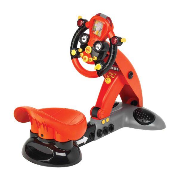 BABY RACING SIMULATORE - Giocattoli Toys Center - BABY SMILE - Fino al -30%
