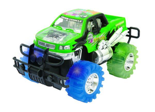 MOTOR&CO Pick up ruote luminose MOTOR & CO Maschio 12-36 Mesi, 12+ Anni, 3-5 Anni, 5-8 Anni, 8-12 Anni TOYS CENTER