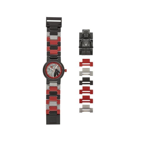 Disney Star Wars OROLOGIO LEGO STAR WARS DARTH VADER MFG. - DISNEY - DISNEY - Marche Unisex 12+ Anni, 5-8 Anni, 8-12 Anni