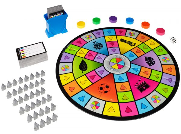 TRIVIAL PURSUIT PARTY - Hasbro Gaming - Toys Center ALTRI Unisex 12+ Anni HASBRO GAMING