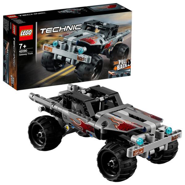 42090 - Bolide fuoristrada - Lego Technic - Toys Center - LEGO TECHNIC - Costruzioni
