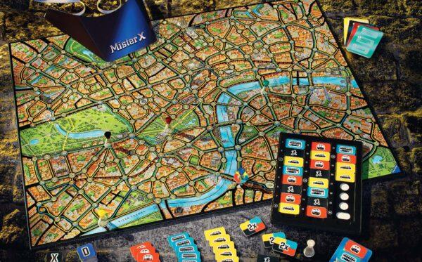 Scotland Yard Digital ALTRI Unisex 12+ Anni, 5-8 Anni, 8-12 Anni ALTRO