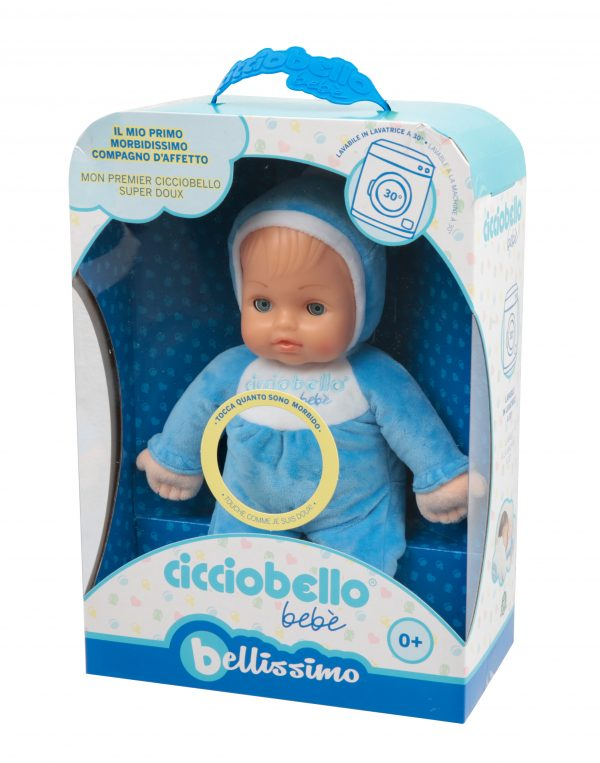 Cicciobello Bebè Bellissimo 0-12 Mesi, 12-36 Mesi, 3-5 Anni Femmina Cicciobello ALTRI