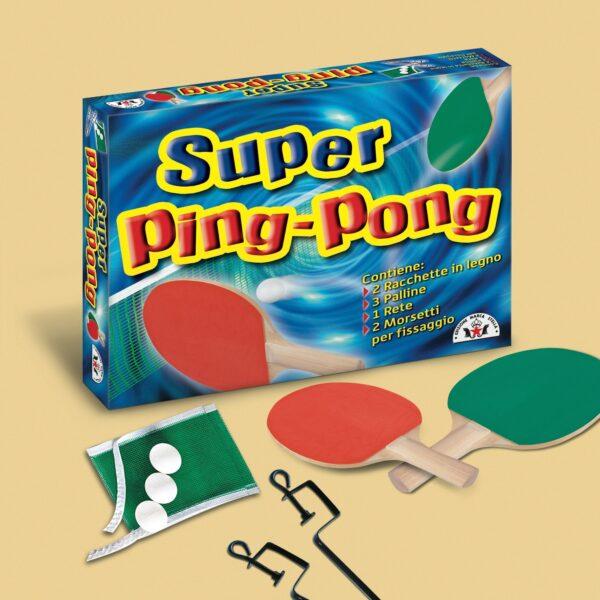 SUPER PING PONG - ARTI GRAFICHE RUGGERO SALA - Marche ALTRO Unisex 12+ Anni, 5-7 Anni, 5-8 Anni, 8-12 Anni ALTRI