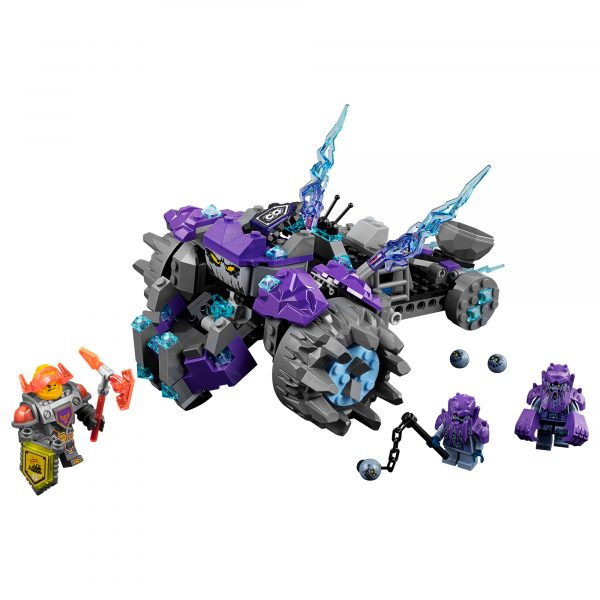 LEGO NEXO KNIGHTS ALTRI 70350 - Tre Fratelli - Lego Nexo Knights - Toys Center Maschio 12+ Anni, 8-12 Anni