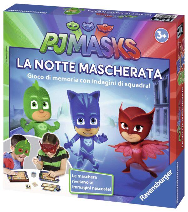 """PJ  Masks""""La Notte Mascherata"""" - ALTRO - Giochi da tavolo"""