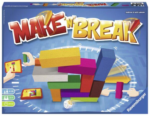 Make' n' Break ALTRO Unisex 12+ Anni, 5-8 Anni, 8-12 Anni ALTRI