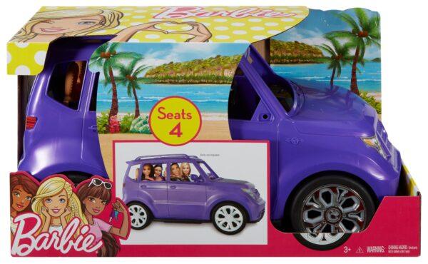 ALTRI Barbie Barbie Il Suv di Barbie - Giocattoli Toys Center  Femmina