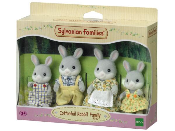 Sylvanian Families -Famiglia Cottontail Rabbit SYLVANIAN FAMILIES Femmina 12-36 Mesi, 3-4 Anni, 3-5 Anni, 5-7 Anni, 5-8 Anni, 8-12 Anni ALTRI