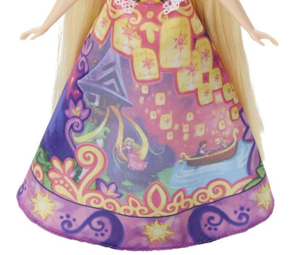 Story Skirt Rapunzel Femmina 12-36 Mesi, 3-4 Anni, 3-5 Anni, 5-7 Anni, 5-8 Anni PRINCIPESSE DISNEY Disney