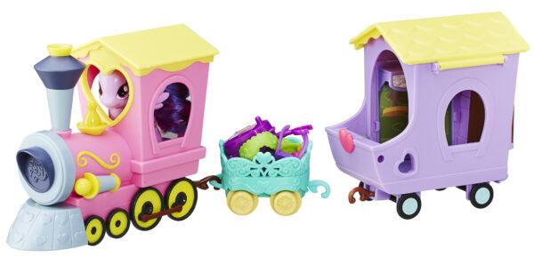Treno dei My Little Pony ALTRI Femmina 12-36 Mesi, 3-4 Anni, 3-5 Anni, 5-7 Anni MY LITTLE PONY