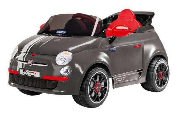 FIAT 500 S - Fiat - Toys Center Peg Perego Maschio 12-36 Mesi, 3-5 Anni, 5-8 Anni ALTRI