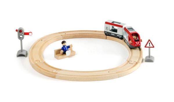 BRIO set ferrovia circolare ALTRI Unisex 12-36 Mesi, 3-4 Anni, 3-5 Anni, 5-7 Anni, 5-8 Anni BRIO