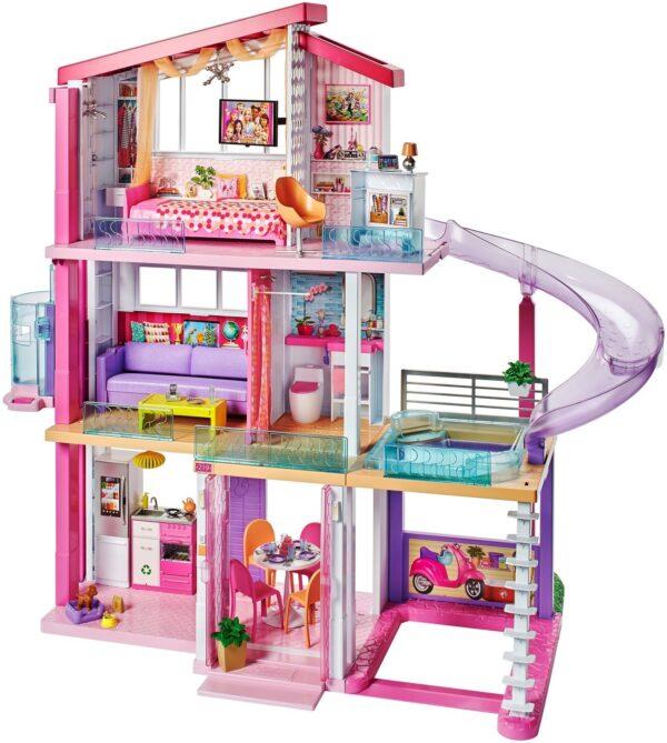 Barbie - Casa dei Sogni ALTRI Femmina 12-36 Mesi, 12+ Anni, 8-12 Anni Barbie