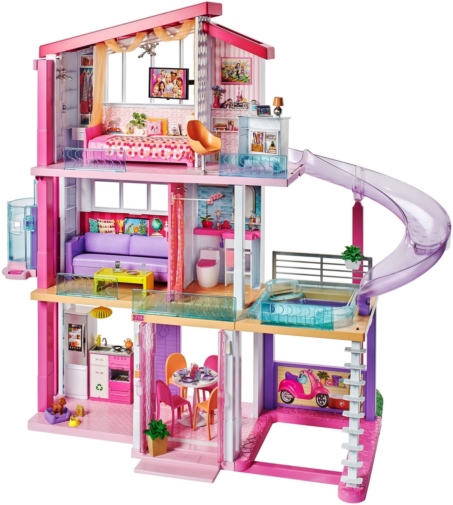 comprare a buon mercato 100% di alta qualità comprare in vendita Barbie - Casa dei Sogni - Toys Center