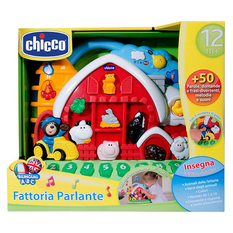 Fattoria Parlante Bilingue ITA/ENG - Toys Center