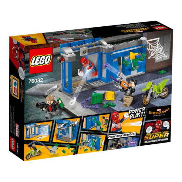 76082 - Rapina armata all'ATM - Marvel - Toys Center - Marvel - Costruzioni