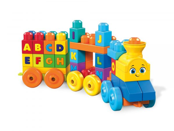 MEGA BLOKS ALTRI Mega first Builders - Impara con il treno! Maschio 0-12 Mesi, 12-36 Mesi, 12+ Anni, 8-12 Anni