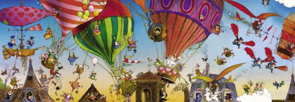 Ballooning, Loup - Giocattoli Toys Center ALTRO Unisex 12+ Anni, 8-12 Anni ALTRI
