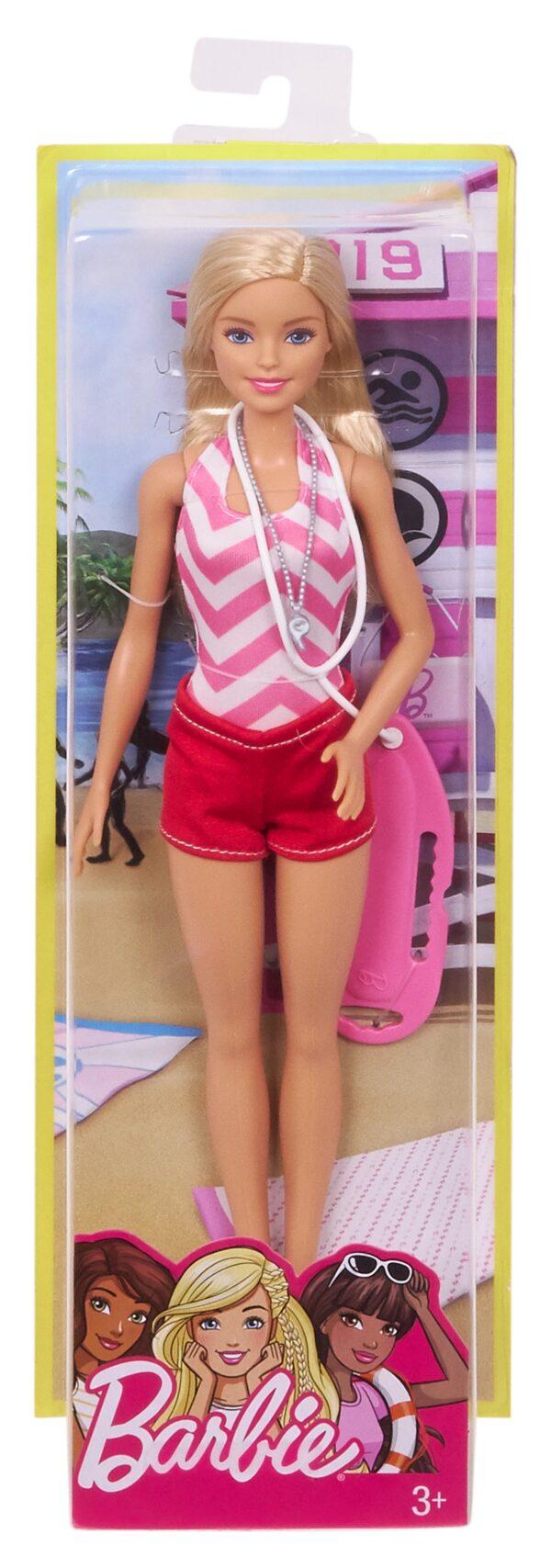 Barbie Carriere Assortimento 12-36 Mesi, 3-5 Anni Femmina Barbie ALTRI