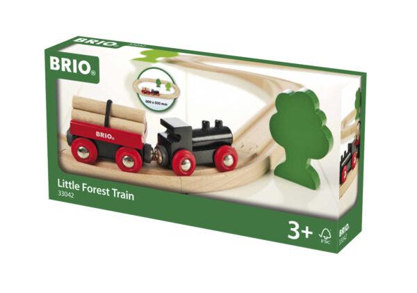 BRIO set trenino forestale BRIO Unisex 12-36 Mesi, 3-4 Anni, 3-5 Anni, 5-7 Anni, 5-8 Anni ALTRI