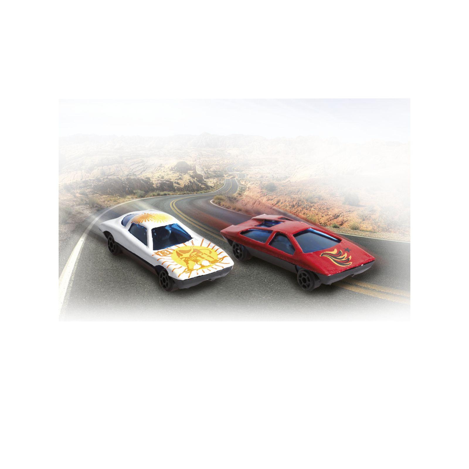 Set 50 auto in metallo - MOTOR&CO