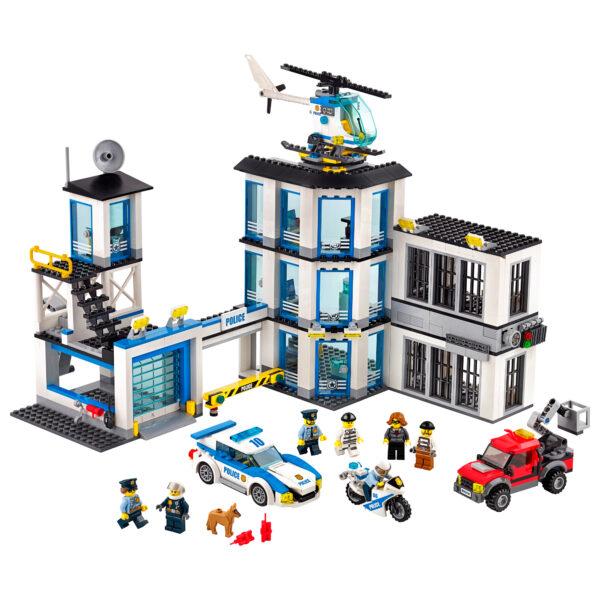 60141 - Stazione di Polizia - Lego City - Toys Center - LEGO CITY - Costruzioni
