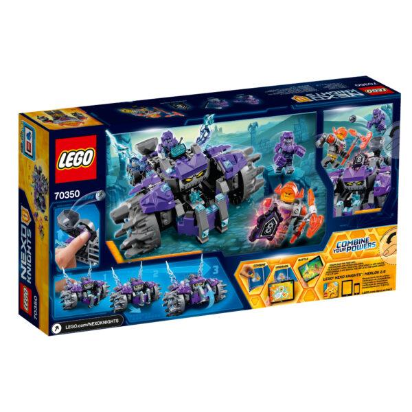70350 - Tre Fratelli - Lego Nexo Knights - Toys Center ALTRI Maschio 12+ Anni, 8-12 Anni LEGO NEXO KNIGHTS