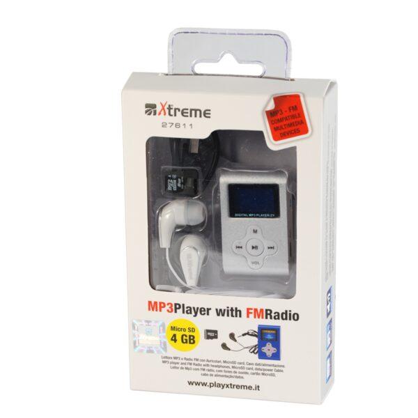 MP4 MP3 - ARIETE INFORMATICA - Marche 12+ Anni, 5-8 Anni, 8-12 Anni Unisex XTREME ALTRI
