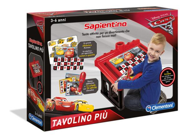 TAVOLINO PIU CARS 3 (IT) - DISNEY - PIXAR - Fino al -20%