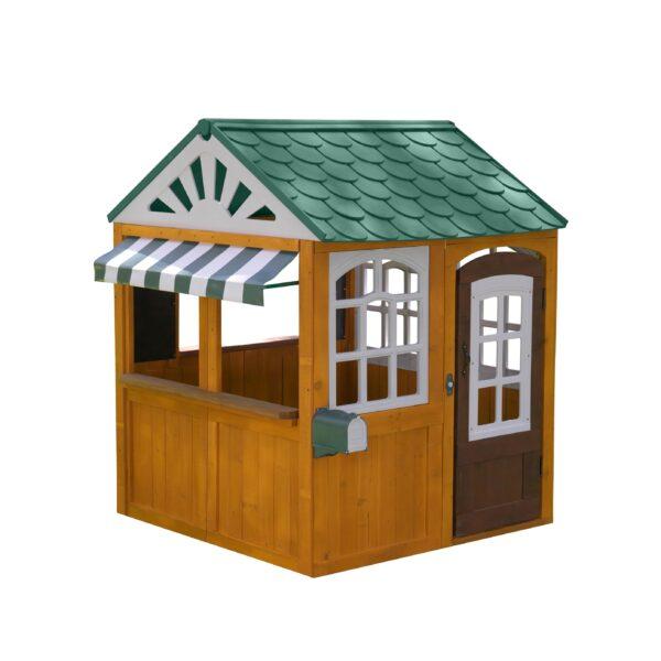 CASETTA IN LEGNO GARDEN VIEW - Sun&sport - Toys Center ALTRI Unisex 12-36 Mesi, 3-5 Anni, 5-8 Anni SUN&SPORT