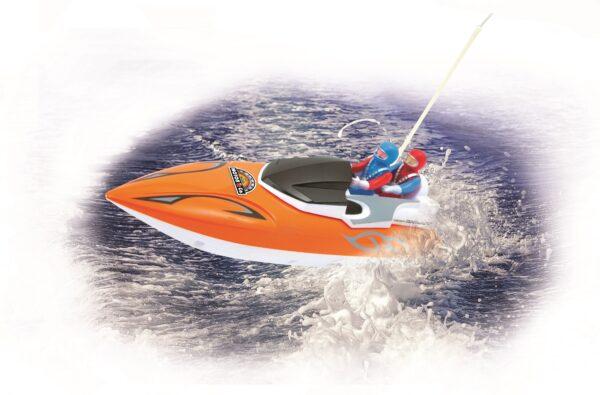 MOTOR&CO Barca radiocomandata Speed Boat MOTOR&CO Unisex 12+ Anni, 3-5 Anni, 5-8 Anni, 8-12 Anni ALTRI