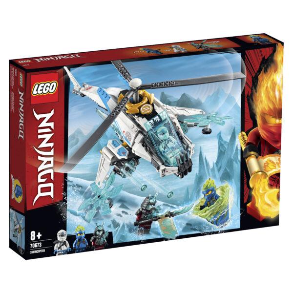 LEGO NINJAGO ShuriCottero - 70673