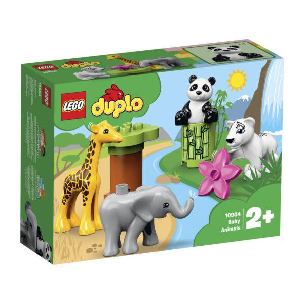 LEGO DUPLO Cuccioli della savana - 10904